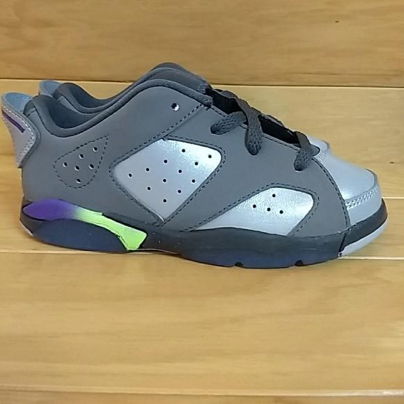 b07f243a679 Jordan 6 Retro Low 10C Grey Purple 768885-008